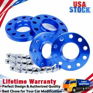 Hub Centric Wheel Spacers 5x114 3 5x4 5 2x15mm 2x20mm M14x1 5 For Tesla Model 3