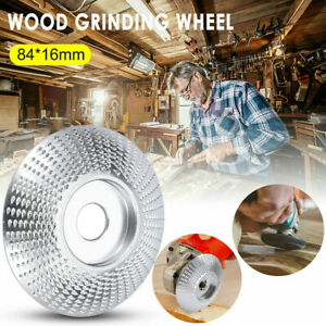 Carbide Wood Sanding Carving Shaping Disc For Angle Grinder grinding Wheel Usa