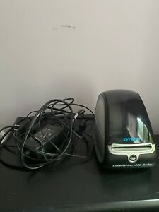 Dymo Labelwriter 450 Thermal Printer W Ac Adapter Black