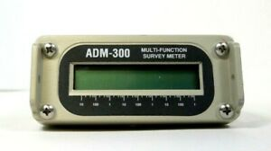 Canberra Adm 300 Multi function Survey Meter Free Shipping