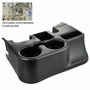 Car Plastic Center Console Cup Holder Replace For 1999 2001 Ram 1500 2500 3500