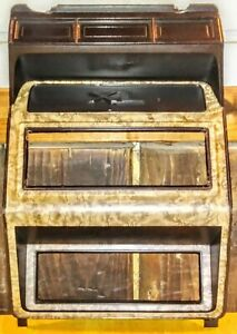80 86 Ford Truck F150 F250 F350 Bronco Xl Camo Woodgrain Radio Dash Bezel Trim