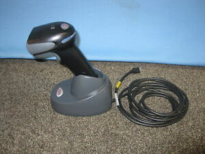 New Honeywell Xenon 1902 Usb Barcode Scanner And Charging Base Ccb01 010bt 07n
