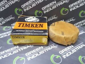 New Timken 28580 Tapered Roller Bearing Cone