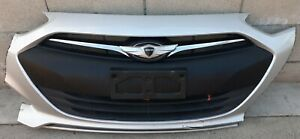Front Grille Assembly 13 14 15 16 Genesis Coupe Oem Hyundai Set Of 3 Parts Used