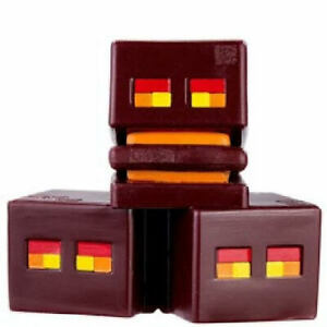 Mojang Minecraft Mini Figures 1quot; Magma Cube Stack Series 6: Single Pack $2.99