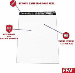 24x19 Inch Poly Bag Mailer 2 35mil Envelopes Clothing Shipping Bags