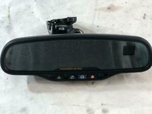 2003 2010 Chevy Gmc Rear View Mirror Auto Dimming Onstar Compass Temp