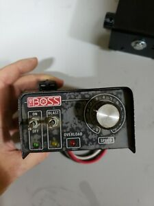 Boss Part Tgs05811 Tailgate Spreader Controller With Blast Includes Mount