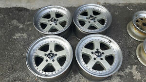 Jdm 17 Panasport C5c Wheels 114 3x5 For Is250 Gs400 Ls400 240sx 180sx S14 G7