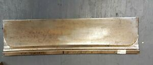 1930 1931 Roadster Above The Deck Lid Sheet Metal Model A Ford Boot