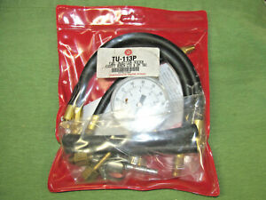 Star Products Tu 113p Fuel Injection Pressure Tester New Old Stock Kit