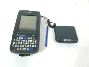 Intermec Cn3 Handheld Computer Barcode Scanner Cn3bqh80000e400 Good Working