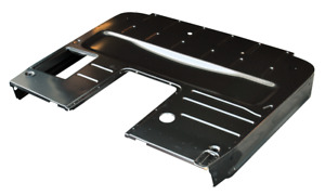 47 54 Chevy gmc Truck Complete Cab Floor Pan Patch Panel Assembly W o Seat Riser