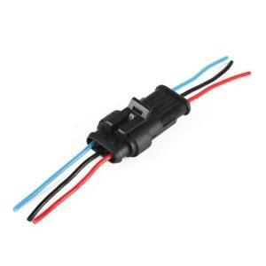 1 2 3 4 5 6 Pin Car Male Female Electrical Connector Plug With Wire Waterproof