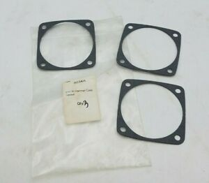 3pc Ingersoll Rand 910 36 Hammer Case Gasket Air Impact Wrench Ratchet Parts Nos