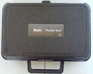 Mahr Federal 2191800 Pocket Surf Iv Portable Surface Roughness