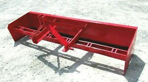 Used Imc 7 Ft Box Blade free 1000 Mile Delivery From Kentucky