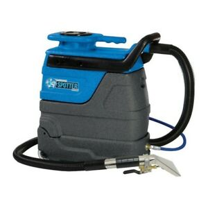 50 4000 Sandia Spotter Carpet Extractor Hot Water Unit W steel Upholstery Tool