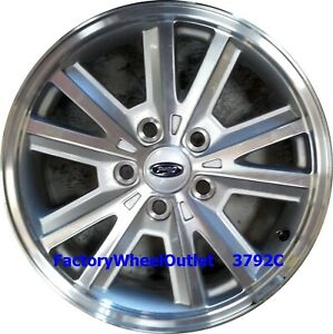 16 2005 2006 2007 2008 2009 Ford Mustang Factory Alloy Wheel 3792c
