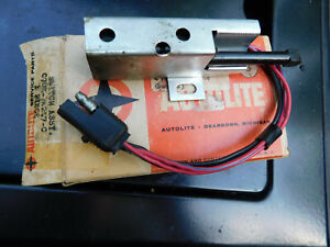 Nos Autolite Fairlane Gt Comet C7oz 7a247 c Console Neutral Safety Switch 67 72