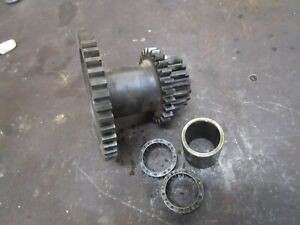 John Deere 430 Cluster Gear 5 Speed Transmission T10776t Antique Tractor