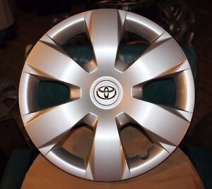 2007 To 11 Toyota Camry Hubcap 1 Factory 16 Original Wheelcover Lt Scratches