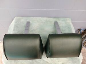 1969 72 Gm A Body Bench Seat Headrests Gto Lemans Chevelle Nova 442 Gs
