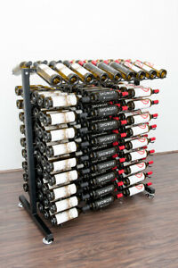 Vintage View Wine Racks Commercial Grade For Shops Or Wine Cellars