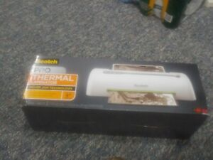 3m Scotch Thermal Laminator