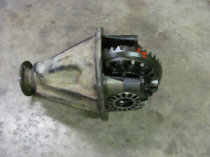 Toyota 4runner Third Member 1996 2002 Atm Rear End Differential A01a A340e 4 10
