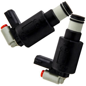 Air Suspension Air Spring Solenoid Valve For Ford Expedition New Pair 97 02
