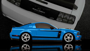Nos New 2007 2008 Saleen Heritage Edition Side Stripes Mustang S281 S302