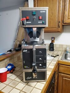 Wilbur Curtis Single 1 0 Gallon Analog Coffee Brewer