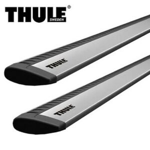 Thule Aeroblade 43 Load Bars pair Arb43 Roof Rack New