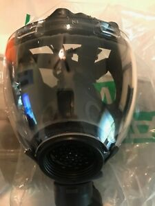 Msa Millennium Cbrn Gas Mask Size Medium Comes With One Filter