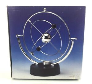 New Cosmos Kinetic Mobile Desk Toy Electronic Perpetual Motion