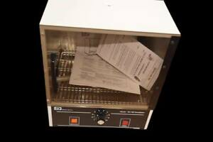 Quincy Lab Ql 10 140 Analog Incubator 115v 120w W Manual open Box Excellent