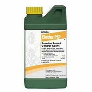 Elector Psp 8oz Premise Spray Fly And Beetle Control Insect Long Lasting Beetles