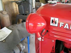Farmall Cub Tractor Lights