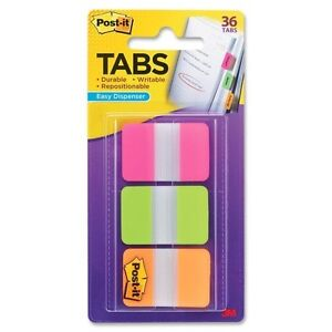 3m Post it Binder Tab 686 pgot