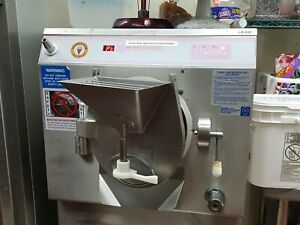 Carpigiani Lb 502 Batch Freezer Gelato Ice Cream Italian Ice Water Cooled