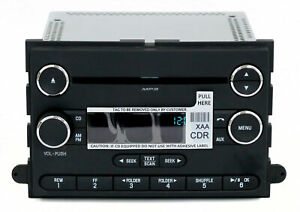 2015 2016 2017 Ford Expedition Am Fm Single Disc Mp3 Stereo Gl1t 18c869 aa