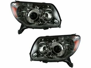 Headlight Assembly Set For 2006 2009 Toyota 4runner 2007 2008 K229cj