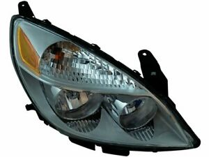 Right Headlight Assembly For 2007 Saturn Aura W829vf