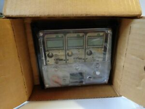 3 Movement Tmi Electronic Time Lock new Old Stock vault And Safe