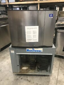 Remote Ice Machine Condenser Manotowoc Quiet Cube Single Phase 8 Sets Available