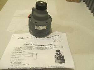 Positioner Siemens Part 73n12f 14823 60 Meco Part 2606988001