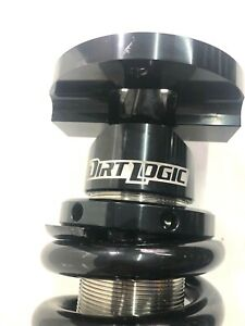 Fabtech 2 5 Dirt Logic Coilover Adjustable Front Shocks Fts25012 Nissan Titan