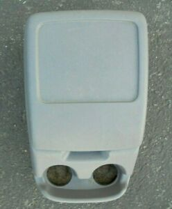 92 96 Ford Bronco F Series Light Blue Center Console Nice